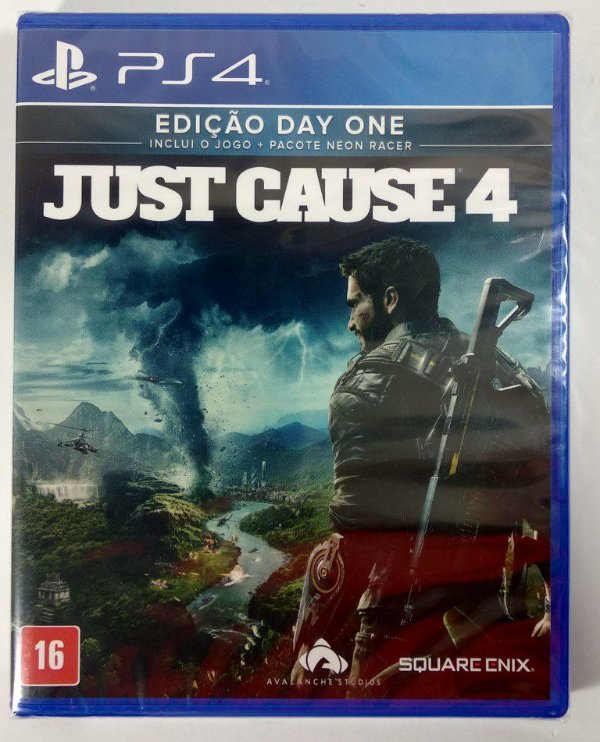Just Cause 4 (lacrado) - PS4