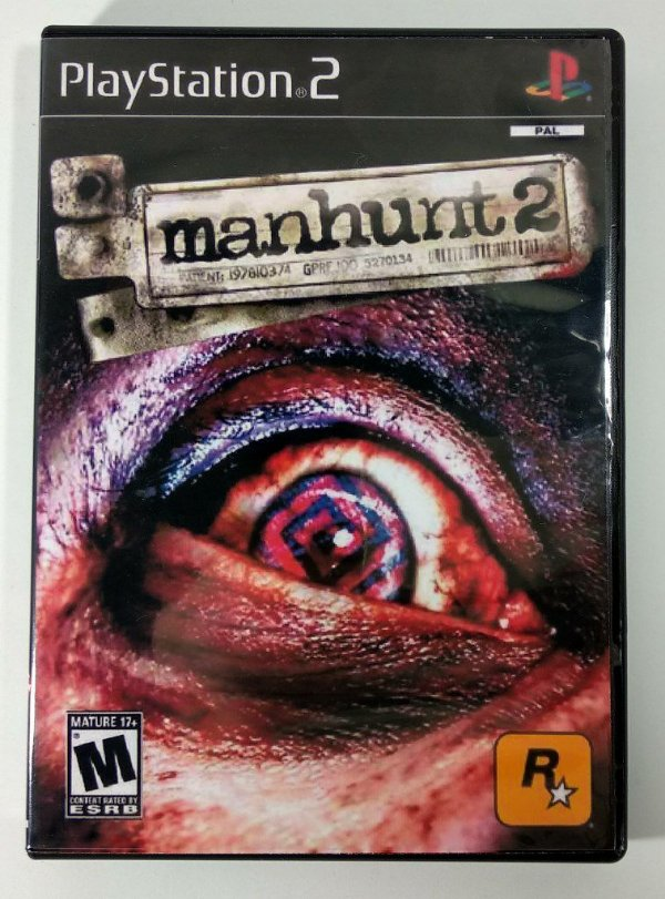 Manhunt 2 [REPLICA] - PS2