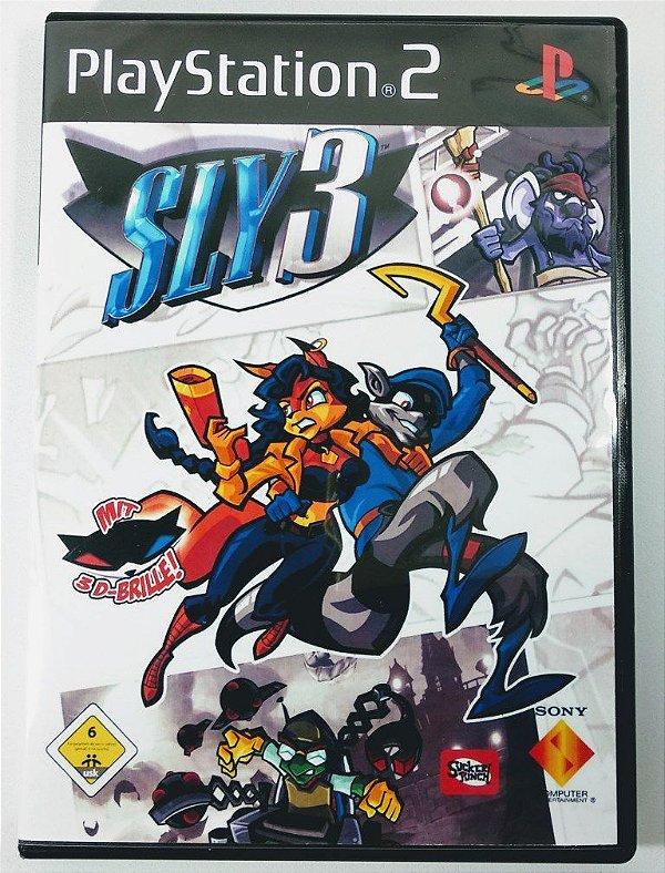 SLY 3 [REPLICA] - PS2