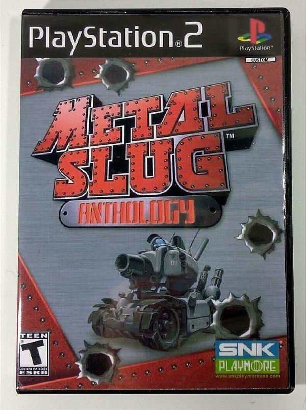 Metal Slug Anthology [REPLICA] - PS2