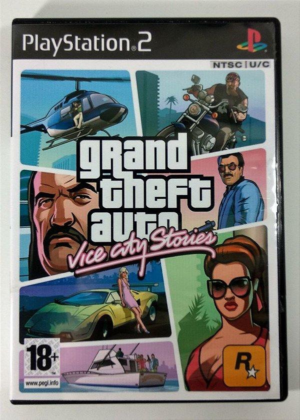 GTA Vice City Stories [REPLICA] - PS2