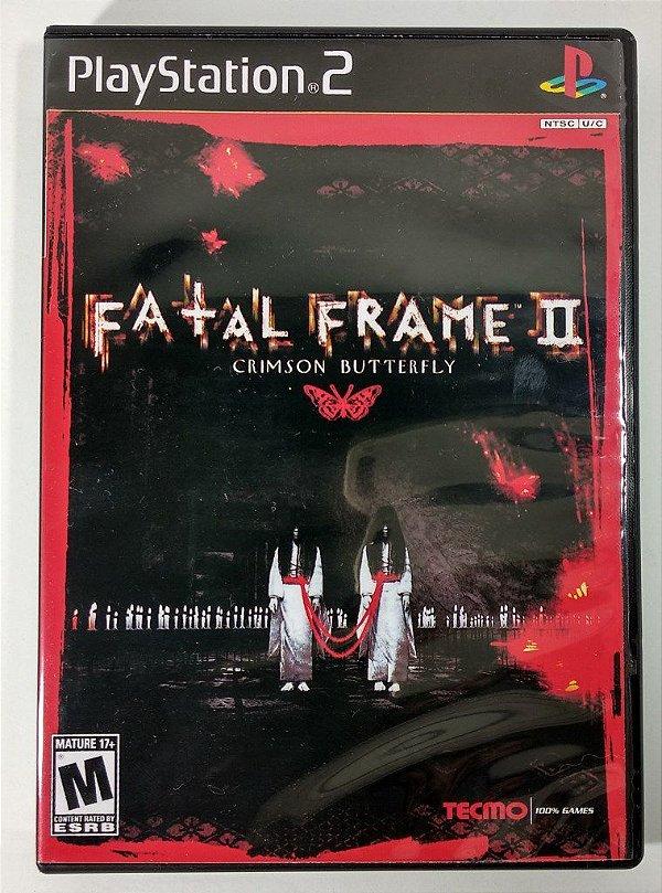 Fatal Frame II [REPLICA] - PS2