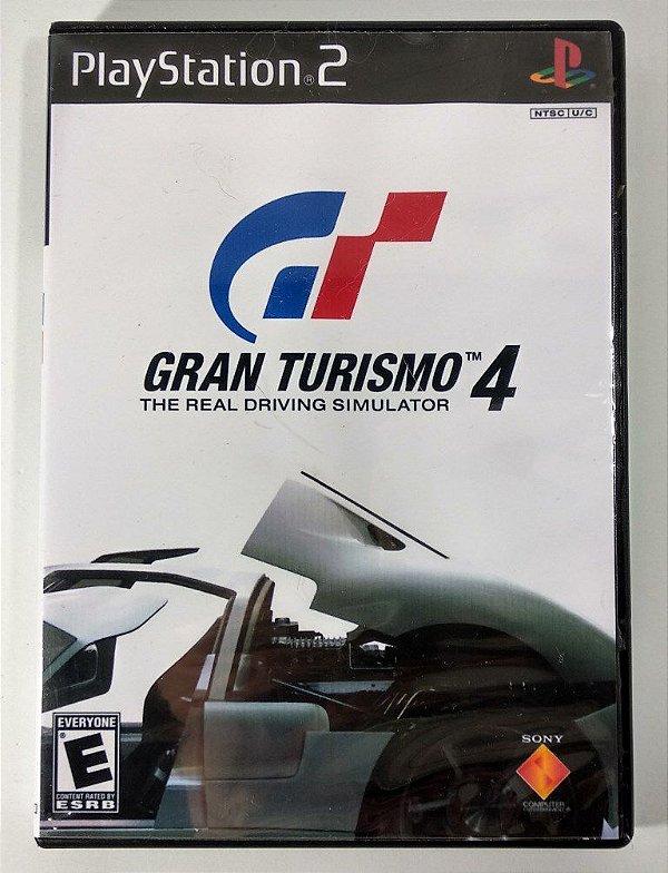 Gran Turismo 4 [REPLICA] - PS2