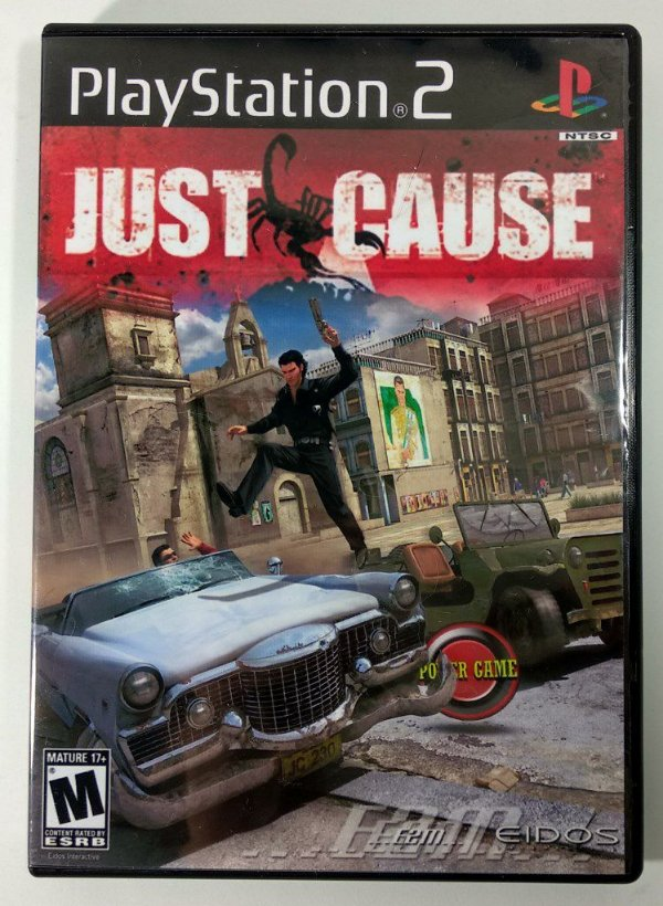 Just Cause [REPLICA] - PS2