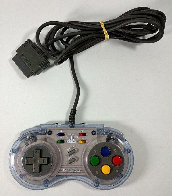 Controle Turbo - SNES