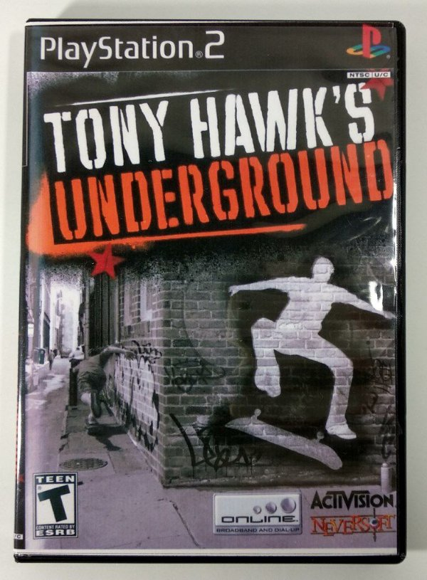 Tony Hawks Underground [REPLICA] - PS2
