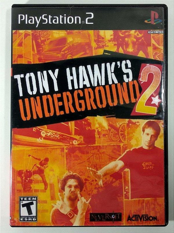 Tony Hawks Underground 2 [REPLICA] - PS2