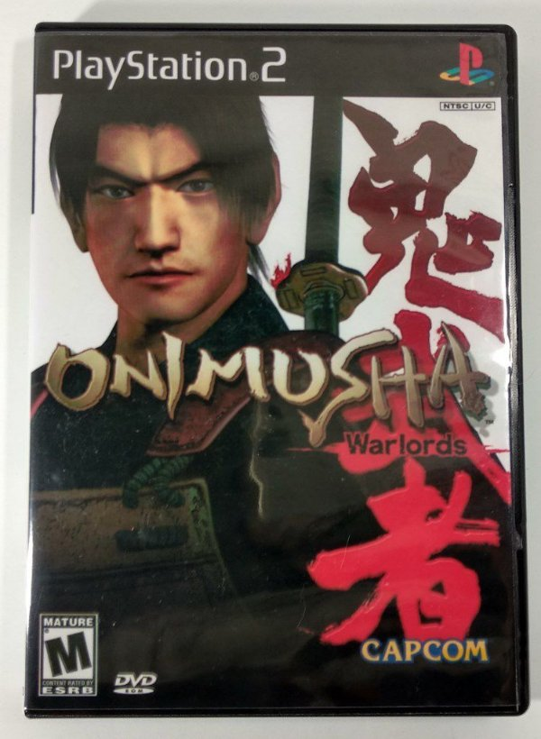 Onimusha [REPLICA] - PS2