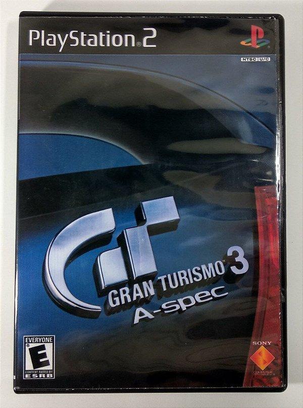 Gran Turismo 3 [REPLICA] - PS2