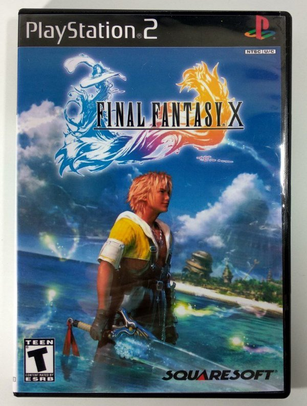 Final Fantasy X [REPLICA] - PS2