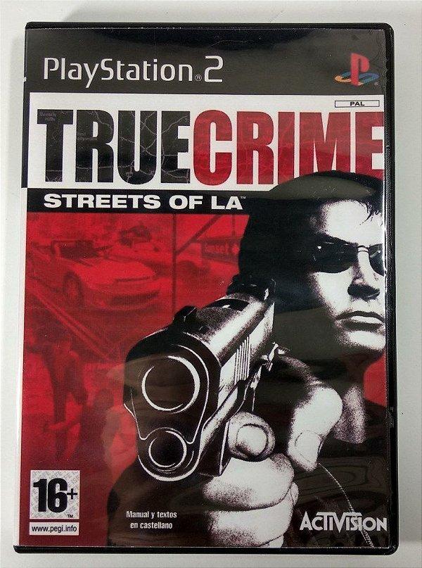 True Crime [REPLICA] - PS2