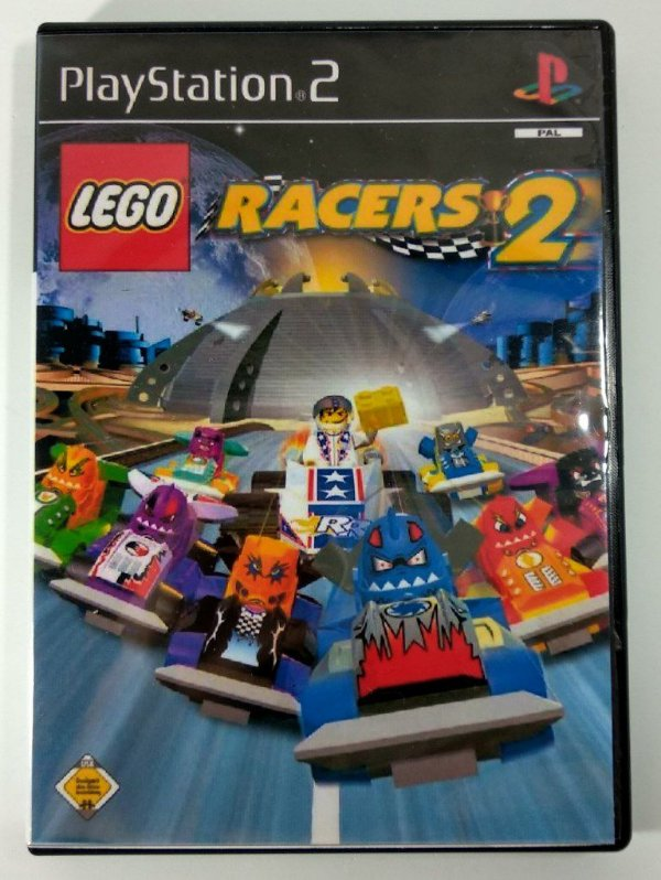 Lego Racers 2 [REPLICA] - PS2