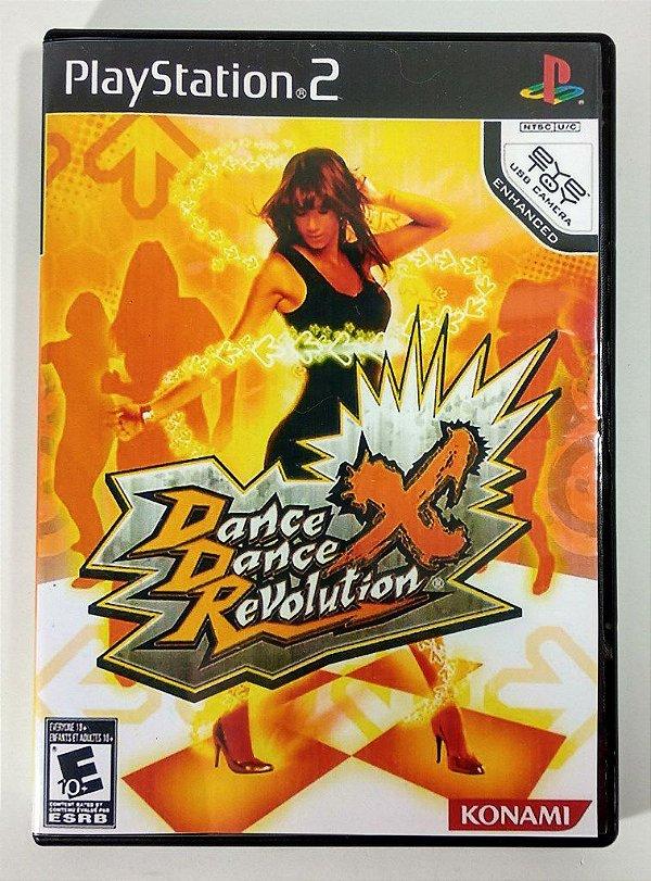 Dance Dance Revolution X [REPLICA] - PS2