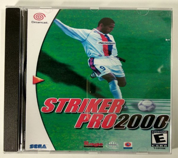 Striker PRO 2000 [REPLICA] - Dreamcast