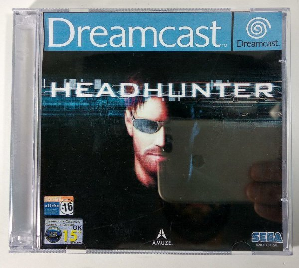 Head Hunter [REPLICA] - Dreamcast
