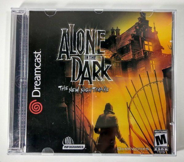 Alone in the Dark [REPLICA] - Dreamcast
