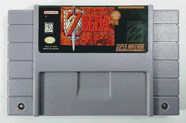 Zelda - SNES