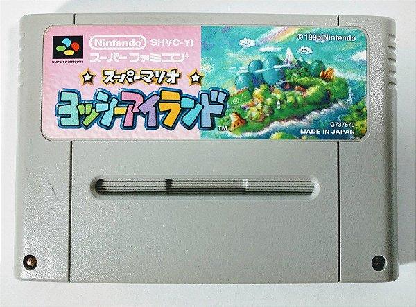Super Mario World 2: Yoshis Island - Super Famicom