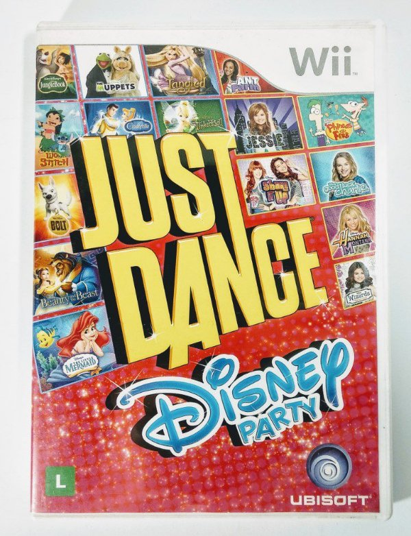 Just Dance Disney Party - Wii