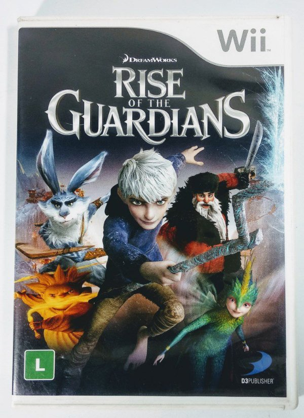 Rise of the Guardians - Wii