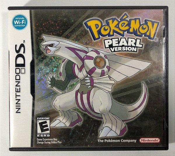 Pokemon Pearl Version Original - DS
