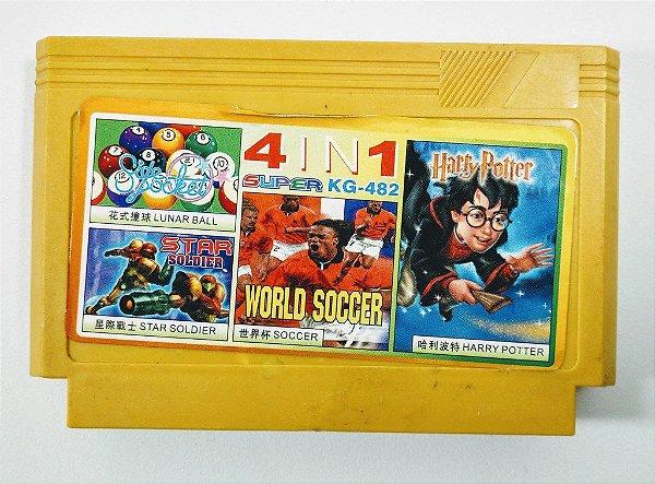 4 in 1 - NES (Polystation e Similares)