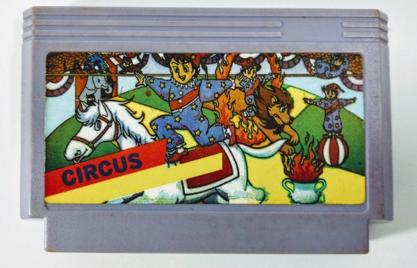 Circus - NES (Polystation e Similares)
