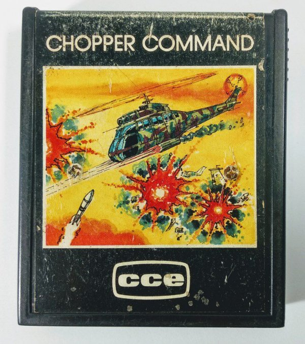 Chopper Command CCE - Atari
