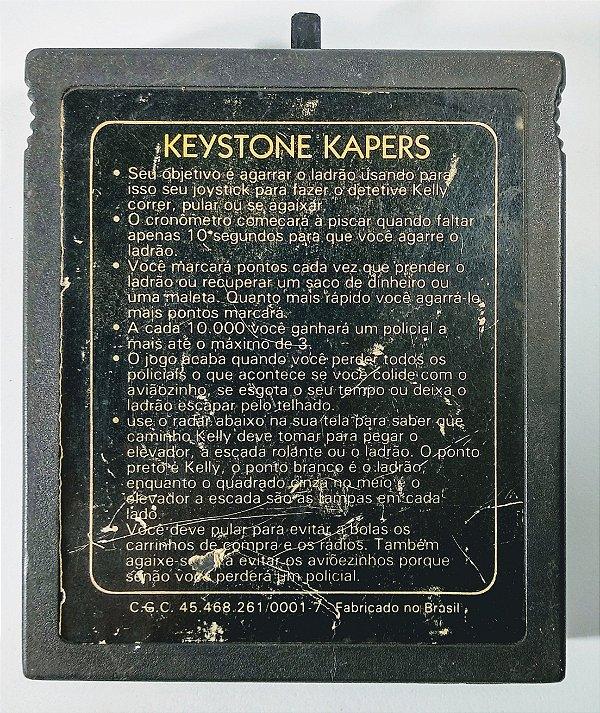2 in 1 (Keystone Kapers - Chopper Command) - Atari