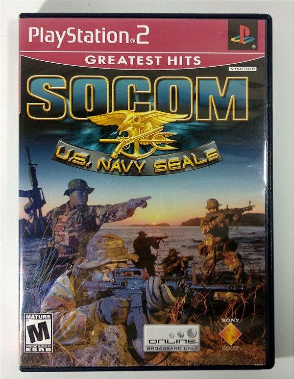 Socom U.S Navy Seals Original - PS2