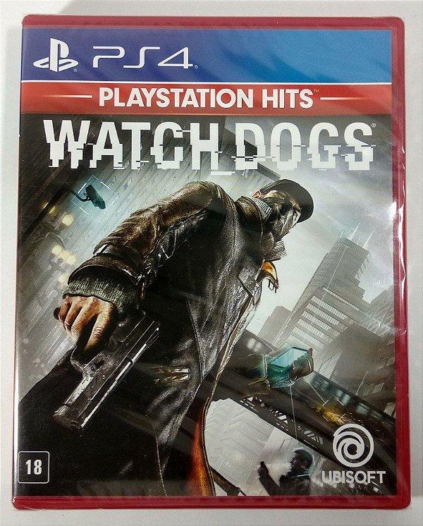 Watch Dogs (lacrado) - PS4