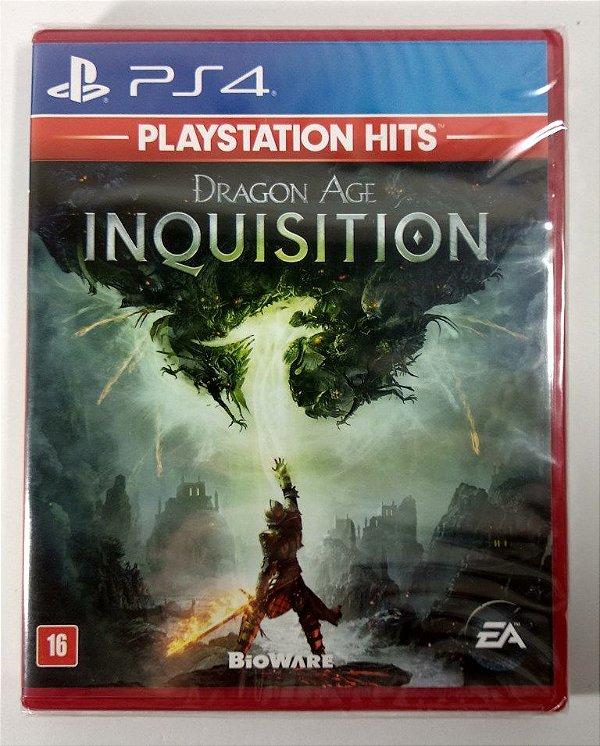 Dragon Age Inquisition (lacrado) - PS4