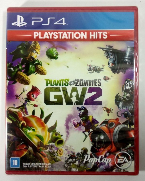 Plants vs. Zombies GW2 (lacrado) - PS4