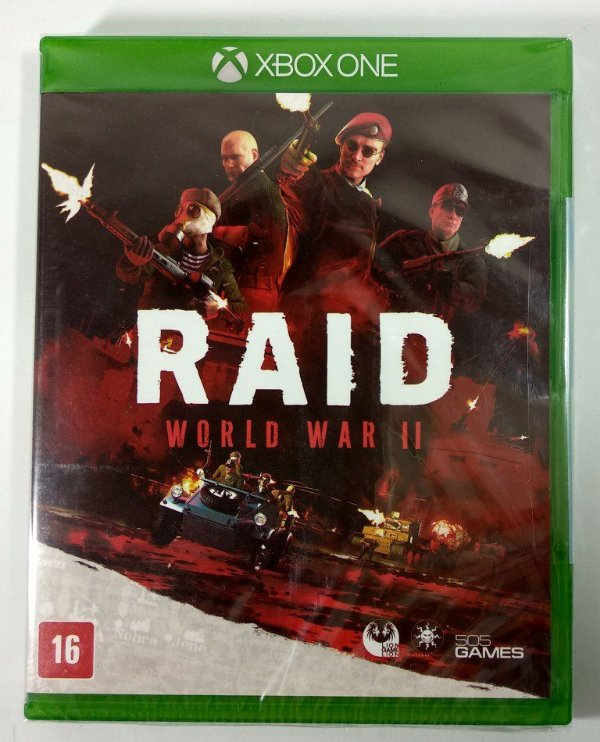 Raid World War II - Xbox One