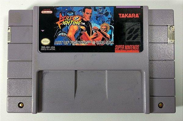 Art of Fighting Original - SNES