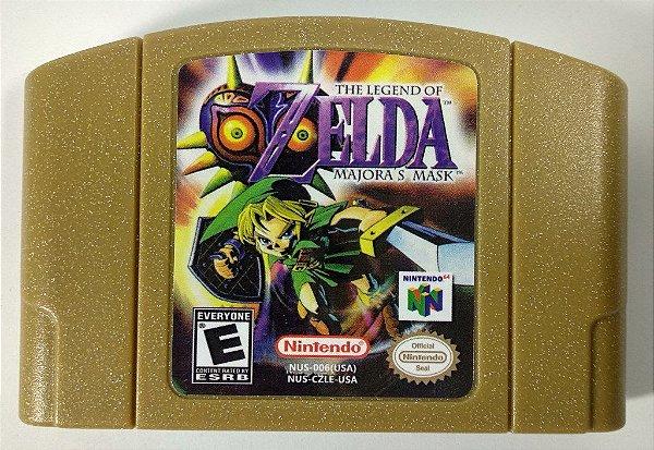 Zelda Majoras Mask - N64