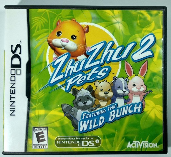 Zhuzhu Pets 2 Original - DS