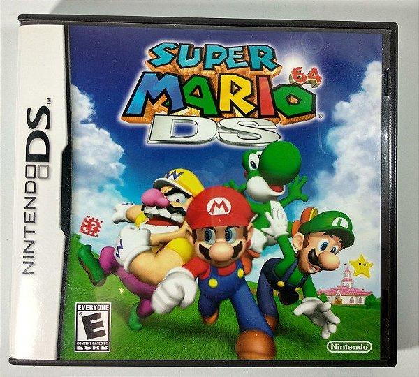 Super Mario 64 DS Original - DS