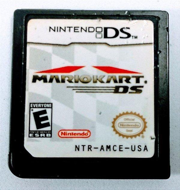 Mario Kart DS Original - DS