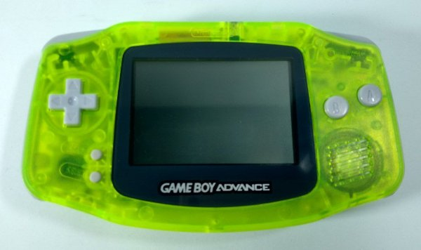 Game Boy Advance - GBA