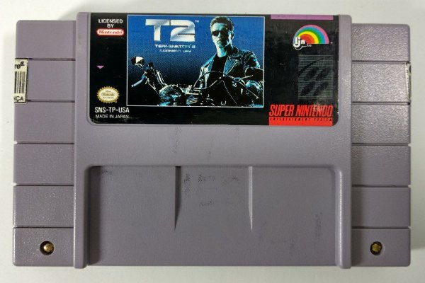 Terminator 2: Judgment Day Original - SNES