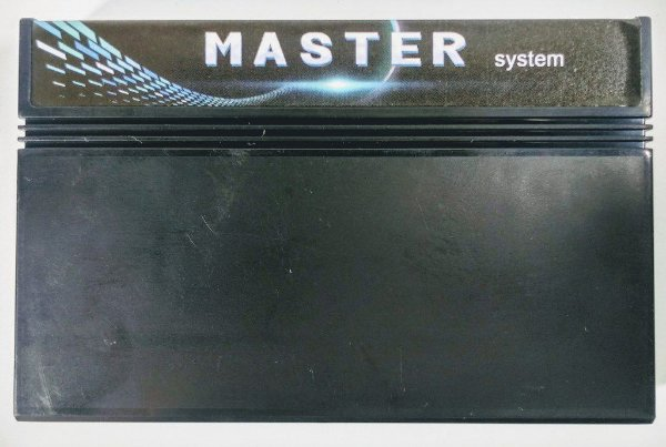 600 in 1 (Flashcard Master System) - SMS