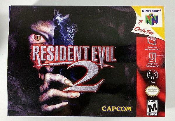 Resident Evil 2 - N64