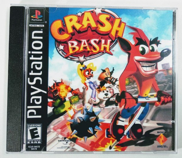 Crash Bash [REPLICA] - PS1 ONE