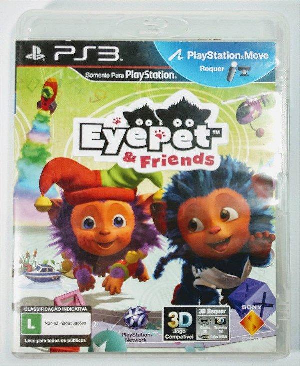 Eye pet & Friends - PS3