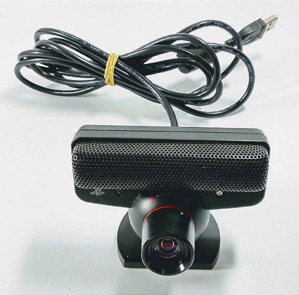 Câmera Playstation Eye - PS3