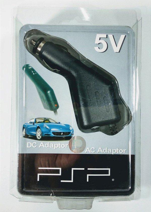 Carregador Veicular PSP 1000/2000/3000