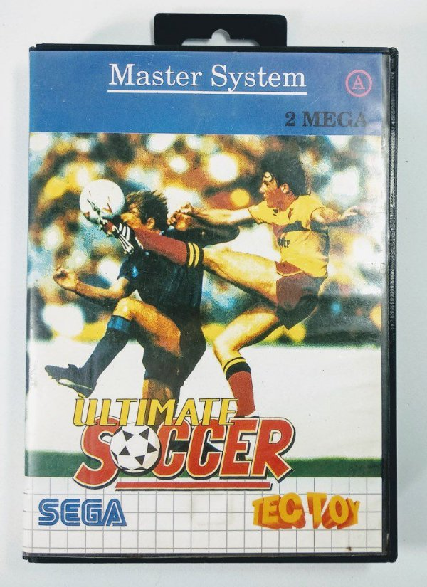 Ultimate Soccer - Master System