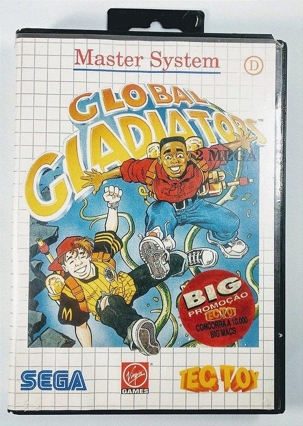 Global Gladiators - Master System