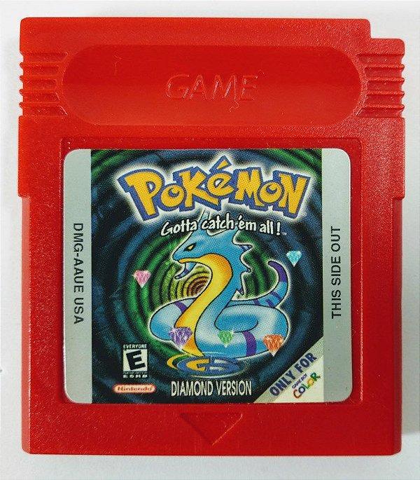 Pokemon Diamond - GBC